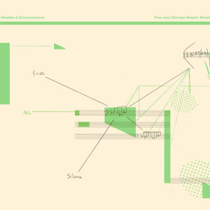 Free Jazz Bitmaps, Graphic Notation by Sonnenzimmer