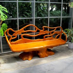 Emmett S. Goff Memorial Bench by aaron d laux