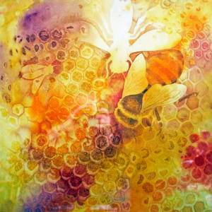 As Go the Bees... by Helen R Klebesadel