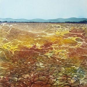 Earth Element:  Drought by Helen R Klebesadel