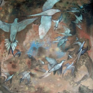 12 Cents a Dozen,  Passenger Pigeons by Helen R Klebesadel