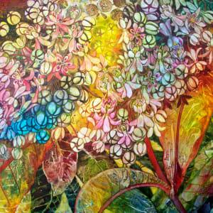 Milkweed Flower: Secundum Naturam (Following Nature) by Helen R Klebesadel