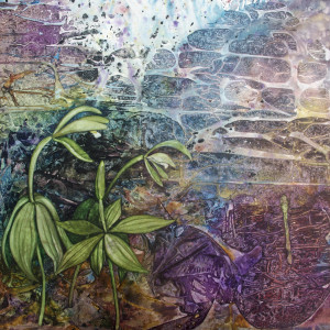 Supra Naturam (Beyond Nature) by Helen R Klebesadel