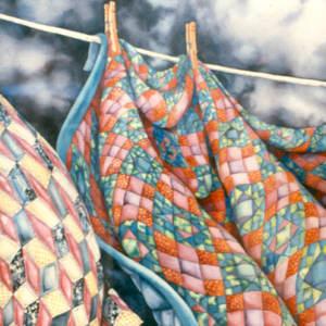 Windrise II by Helen R Klebesadel