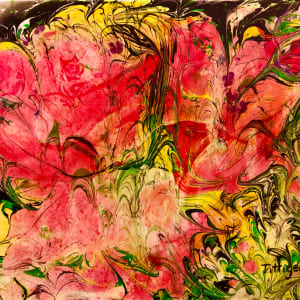 Tittiger.hidden roses.16 x20. 150.cr11.27