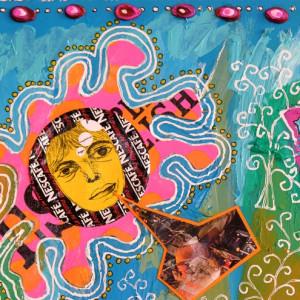 Sinaloa Dreams of Dubuffet by Dougie Padilla