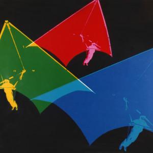 Three Sky Sails
