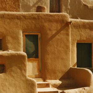 Pueblo Façade