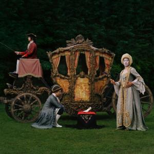 Existing in Costume, Cinderella