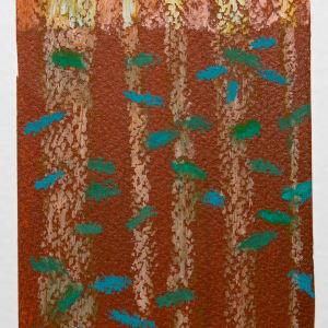 Watershield # 2 by Katherine Steichen Rosing