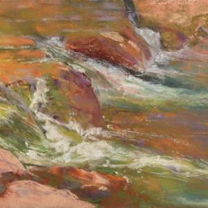 Warm rocks cool water phli2k