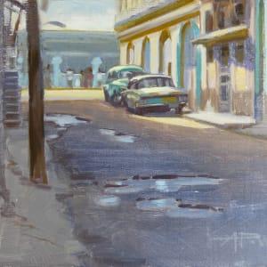 Havana Corner by Anette Power