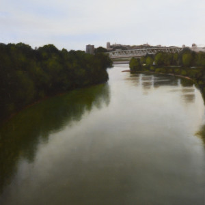 Confluence of the licking and ohio rivers qrv1nm