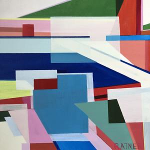 Artist shilo ratner united  20x20in acrylic sm eqpayg