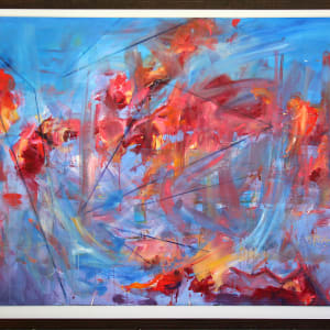 Damascus Rose by Simon Boyd
