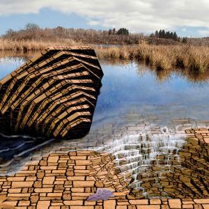 Mendon Drain by Peter J Sucy Digital Arts