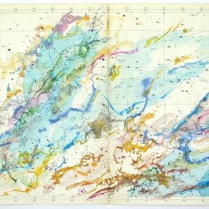 Exploring 1950 Celestial Maps VIII