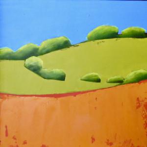 Local Terrain by Nancy B. Hartley
