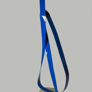 Steel Blue 1 O/D by Joe Gitterman
