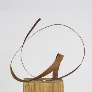 Steel Rust Small 1 by Joe Gitterman