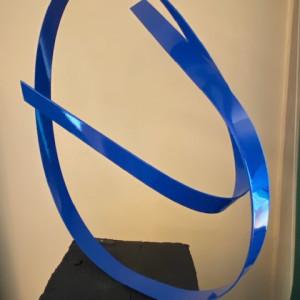 Steel Blue 1 by Joe Gitterman