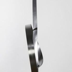 Steel Silver 3 by Joe Gitterman