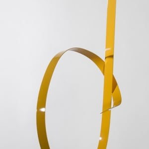 Steel Yellow 1 by Joe Gitterman
