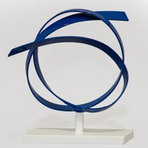 Blue Knot by Joe Gitterman