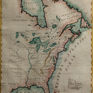 The United States of America and the British Territories by Artist Unknown