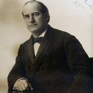 Untitled (Autographed Photograph of William Jennings Bryan) by Artist Unknown
