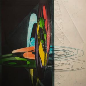 Space Time 39 by Yoshito Arichi