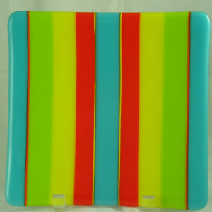 Sushi Plate-Bright Colors
