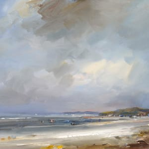 2.Autumn West Wittering Beach by David Atkins