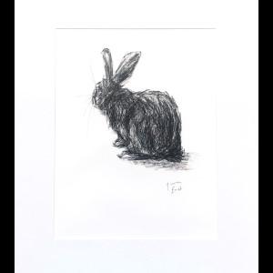 Rabbit 2 by Yvonne East
