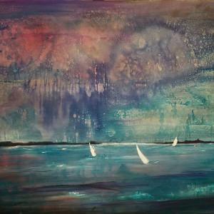 Dark Edges Series 4:Stormy Seas