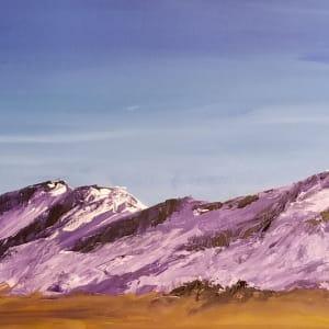 Autumn Desert Mountain