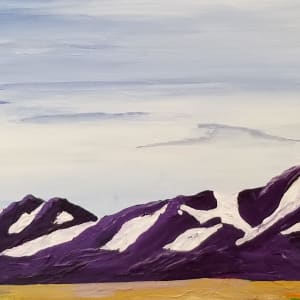 Spring Desert Mountain