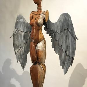Folded Wing Angel
