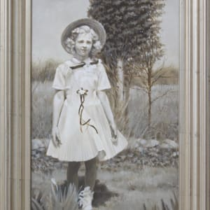1958 Easter Sunday by Linda Eades Blackburn