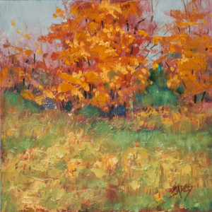 Autumn Shades by Linda Eades Blackburn