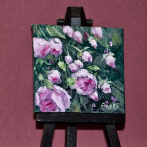 Bea's Roses Mini by Linda Eades Blackburn