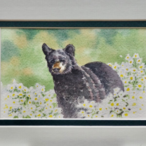 Daisy Patch by Linda Eades Blackburn
