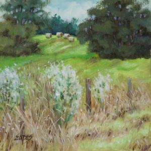 Dunellon Hay by Linda Eades Blackburn