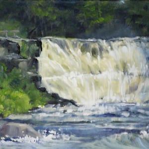 Falls from the Bridge by Linda Eades Blackburn