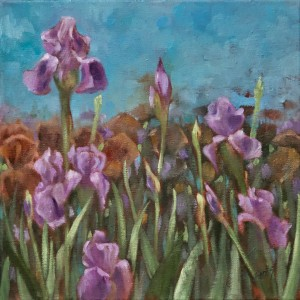 Garden Bounty by Linda Eades Blackburn