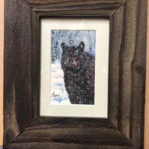 It's Snooow Cold by Linda Eades Blackburn