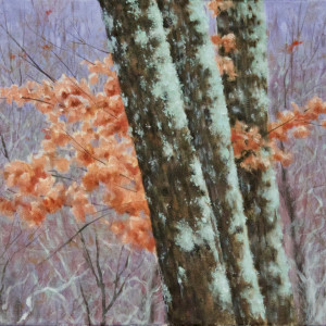 Last Leaves by Linda Eades Blackburn
