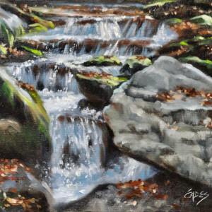 Mountain Music by Linda Eades Blackburn