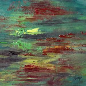 Night Vision by Linda Eades Blackburn