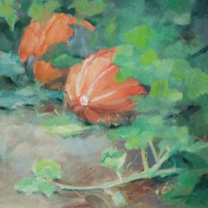 On the VIne by Linda Eades Blackburn